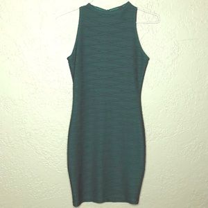 Windsor Turquoise Bodycon Dress Size Large